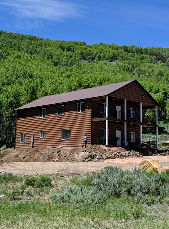Bowery Haven Resort - Cabin Rentals